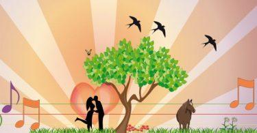 pareja enamorados