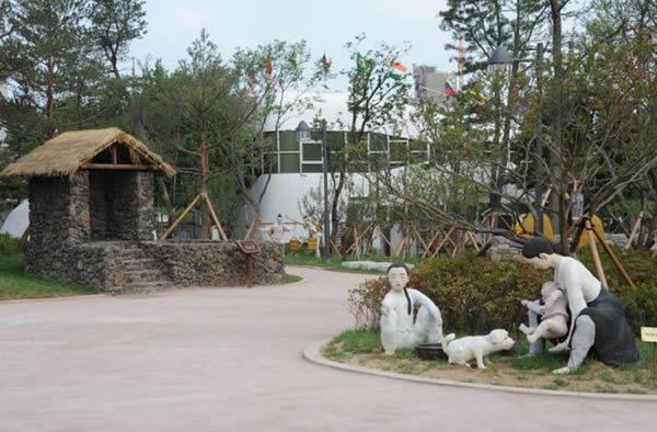 Parque tematico Baño en Suwon (26)