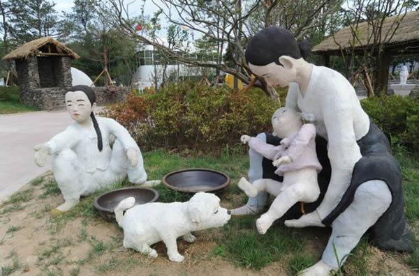 Parque tematico Baño en Suwon (21)