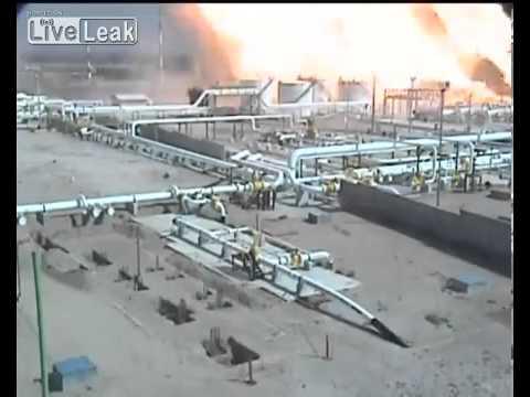 refineria pemex explosion
