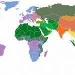 """Cristianismo, Islam y Ateísmo las """"religiones"""" más populares"""