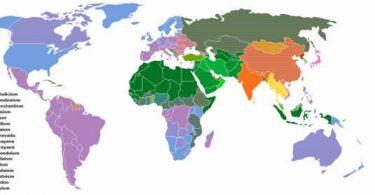 religiones mundo