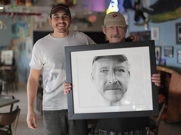Benjaman Kyle retrato Miguel Endara (4)