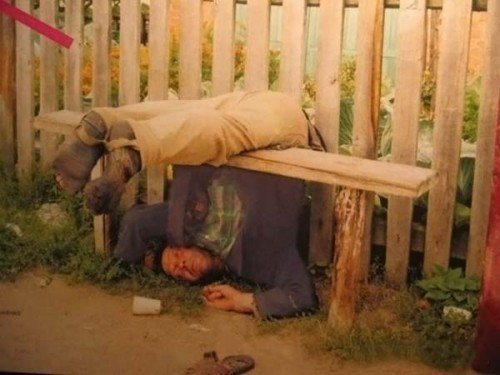 ruso borracho