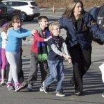 Masacre en una escuela en Connecticut