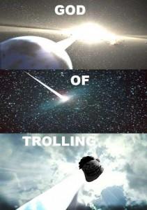 god of trolling
