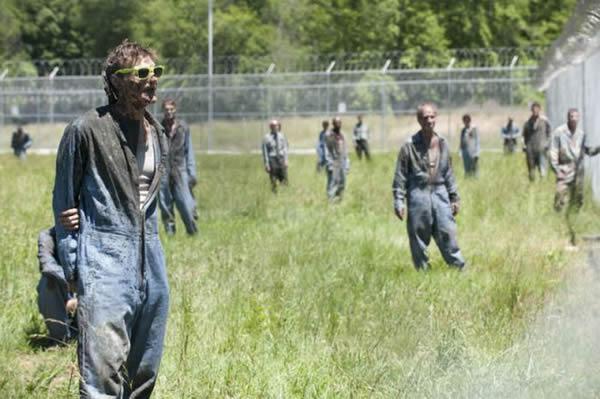 Walking Dead detras camaras (49)