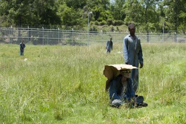 Walking Dead detras camaras (6)