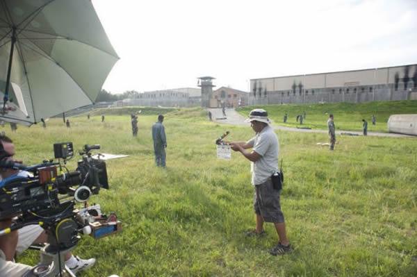 Walking Dead detras camaras (5)