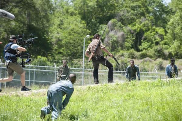 Walking Dead detras camaras (48)