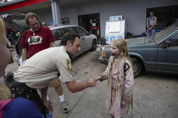Walking Dead detras camaras (39)