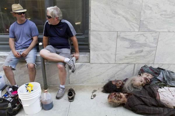 Walking Dead detras camaras (36)