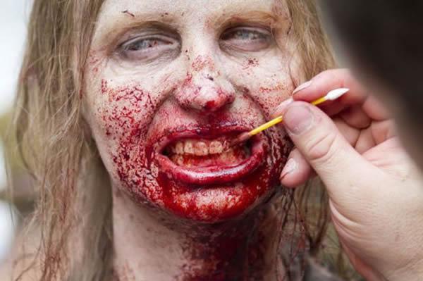 Walking Dead detras camaras (33)