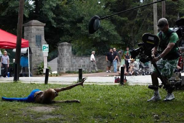 Walking Dead detras camaras (32)