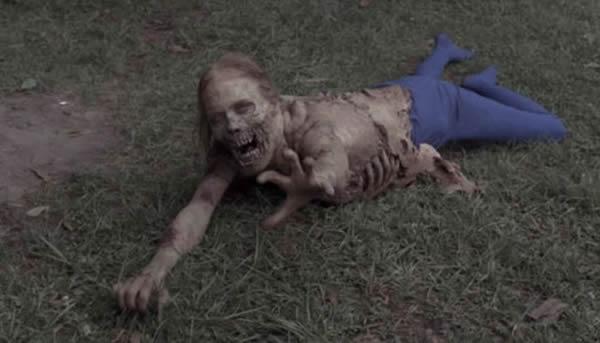 Walking Dead detras camaras (1)