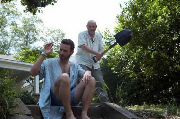 Walking Dead detras camaras (31)