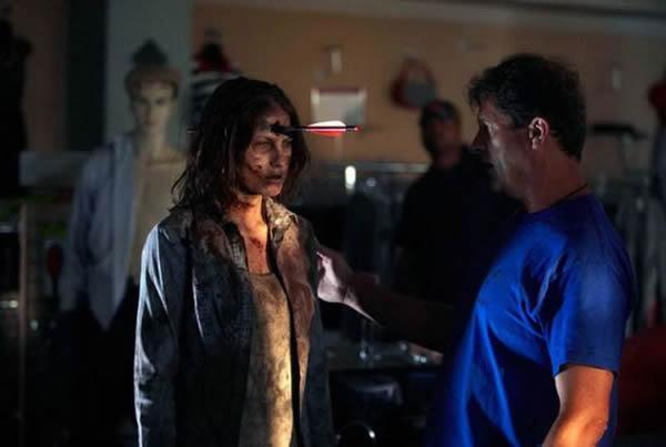 Walking Dead detras camaras (30)