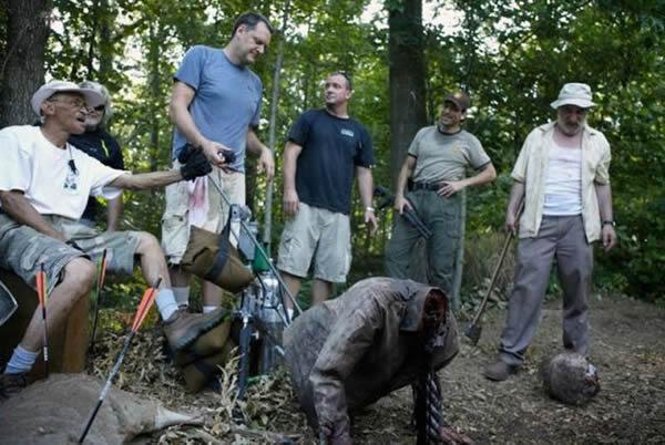 Walking Dead detras camaras (27)