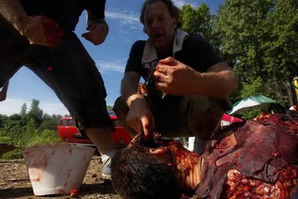 Walking Dead detras camaras (25)