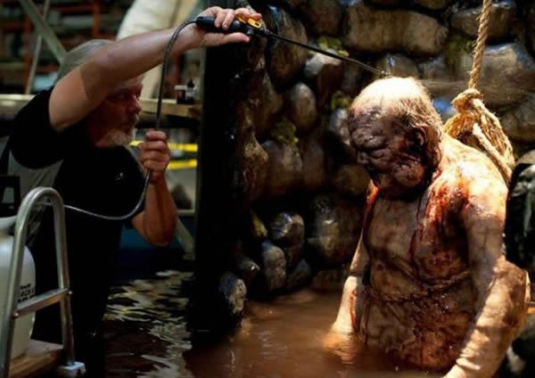 Walking Dead detras camaras (20)