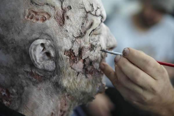 Walking Dead detras camaras (14)