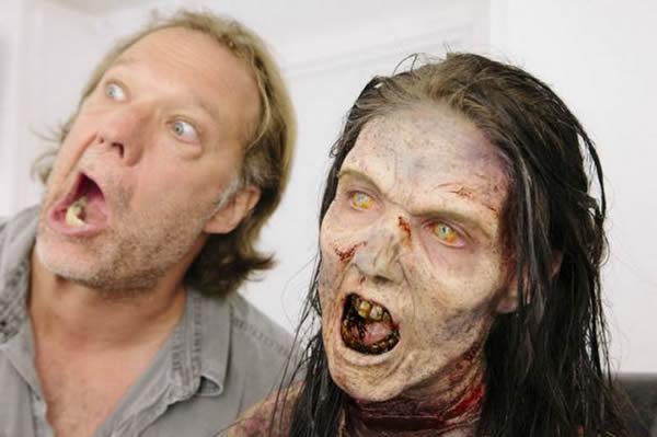 Walking Dead detras camaras (8)