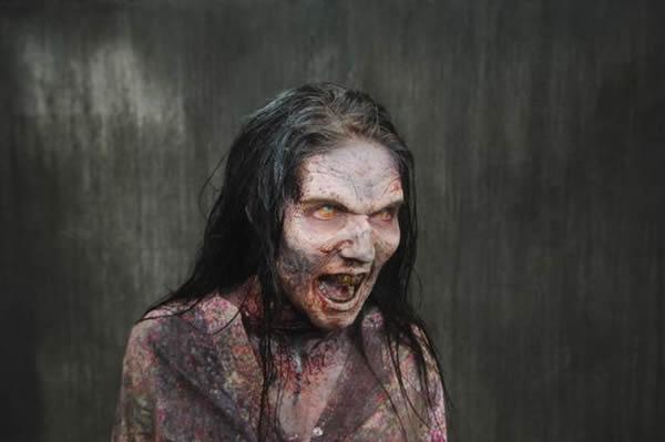 Walking Dead detras camaras (7)
