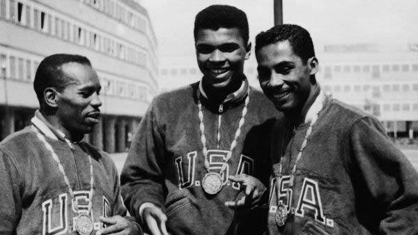 Muhammad Ali olimpicos
