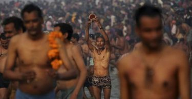 Maha Kumbh Mela peregrinacion 2013 (8)