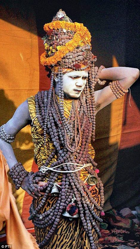 Maha Kumbh Mela peregrinacion 2013 (6)