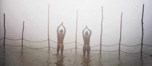 Maha Kumbh Mela peregrinacion 2013 (5)