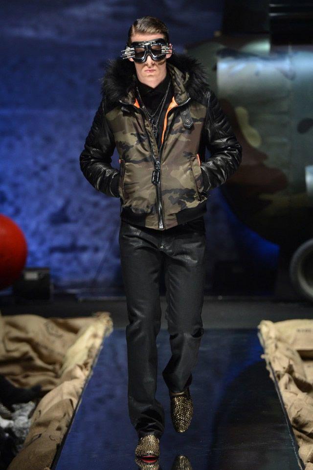 Philipp Plein desfile otoño inverno 2013 (15)
