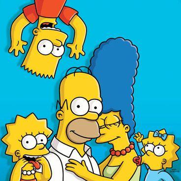 Los Simpson familia