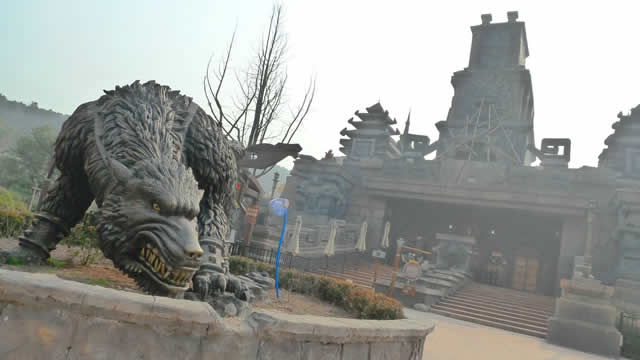 Parque World of Warcraft China (26)