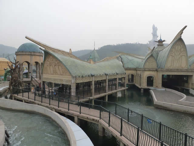 Parque World of Warcraft China (6)