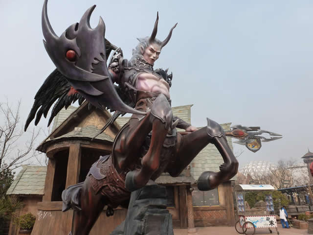 Parque World of Warcraft China (1)