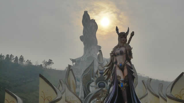 Parque World of Warcraft China (21)