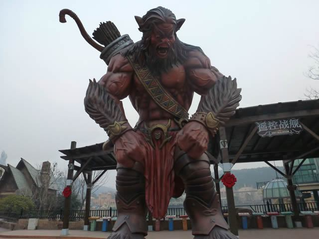 Parque World of Warcraft China (20)