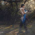 Cosplay femenino Assassin's Creed