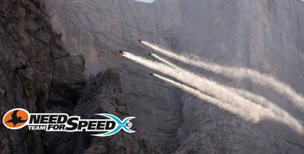 Need 4 Speed - Phoenix-Fly: BASE jumping 2012