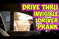 Broma del hombre invisible - Drive Thru