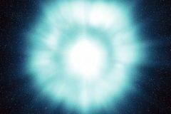 colision estrellas explosion