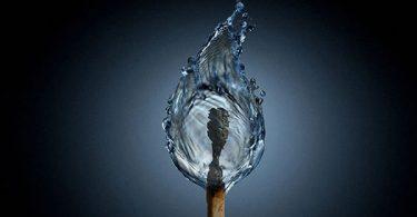 fuego agua