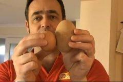 La gallina de los huevos gigantes