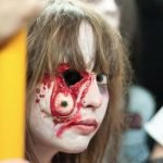 Maquillaje zombi