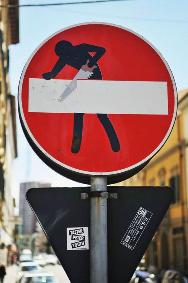 señales viales creativas (5)