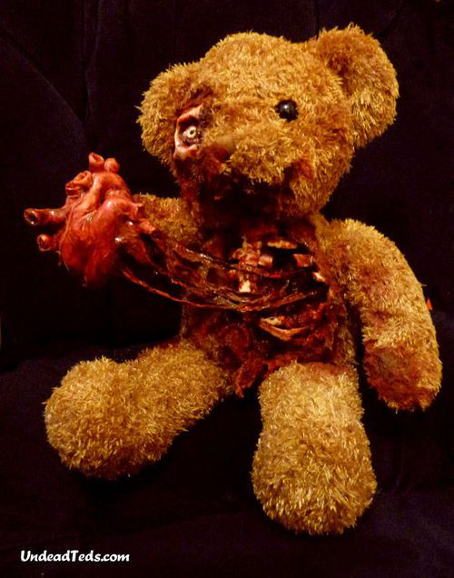 osos peluche zombis Undead Teds (12)