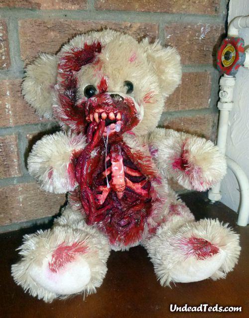 osos peluche zombis Undead Teds (3)
