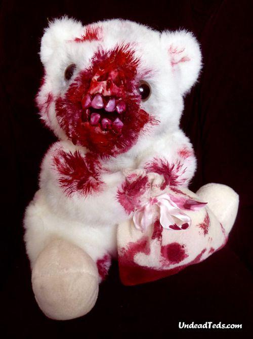 osos peluche zombis Undead Teds (2)