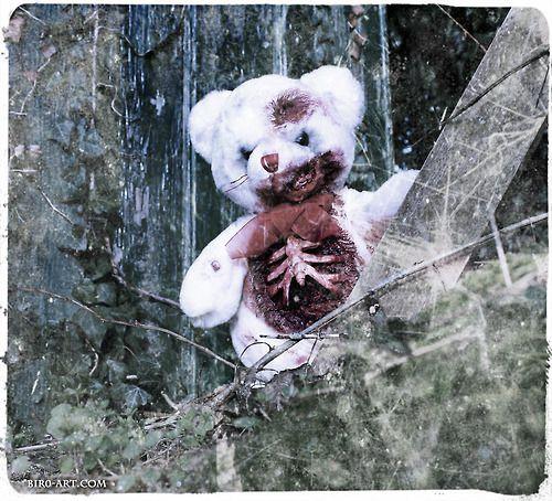 osos peluche zombis Undead Teds (11)